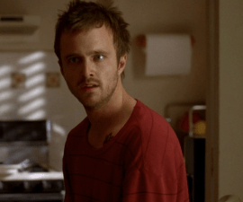 Aaron Paul Jesse Pinkman