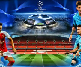 Arsenal-Barcelona-Champions-League