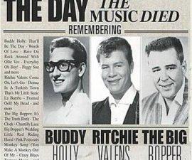 el día que murió la música