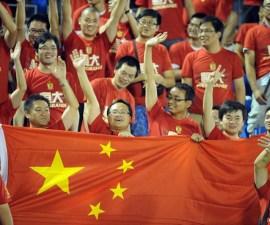 Futbol-China