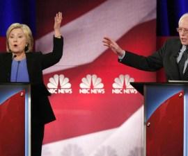 Hilary-clinton-Bernie-Sanders