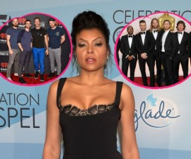 Taraji Coldplay Maroon 5