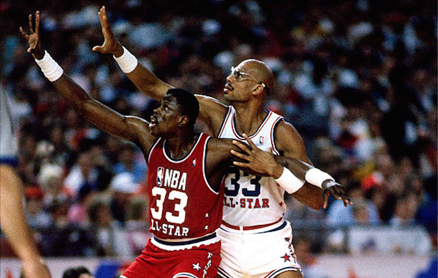 kareem abdul-jabbar all star game