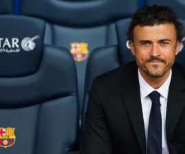 Luis Enrique Pep Guardiola