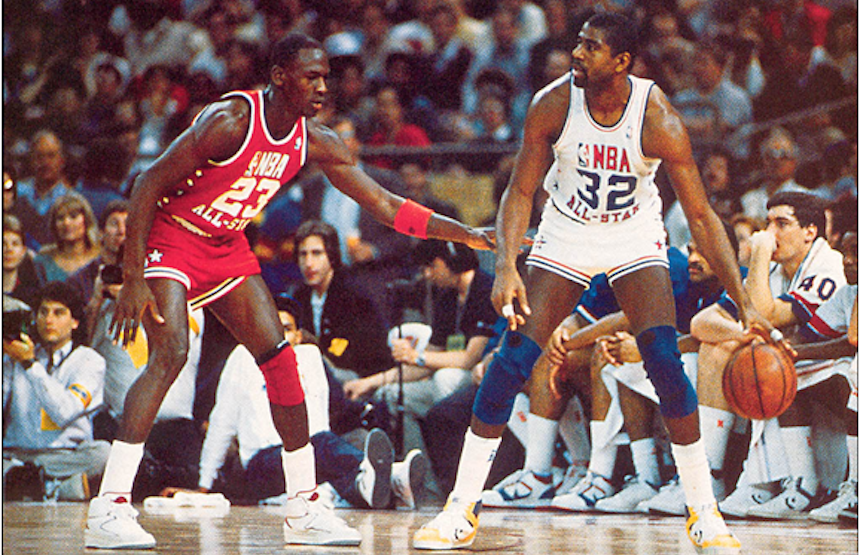 michael-jordan-and-magic-johnson-face-off-in-the-1987-nba-all-star-game