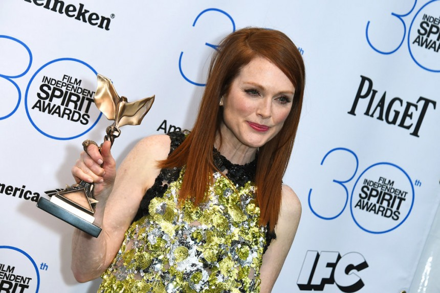 Julianne Moore Independent Spirit Awards