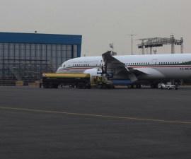 nuevo avion presidencial
