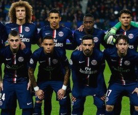 paris saint germain equipo