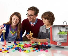 Mattel impresora 3D