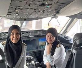 pilotos arabia saudita