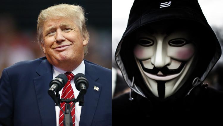 anonymous trump