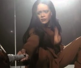 fan rihanna canta