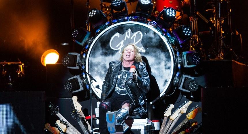 Guns N' Roses.Lulú Urdapilleta7