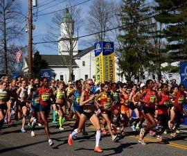 Boston-Maraton