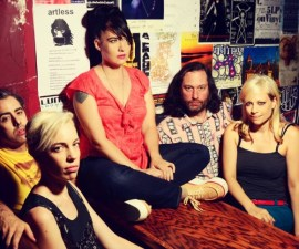 The Julie Ruin's new album, Run Fast, comes out Sept. 3.