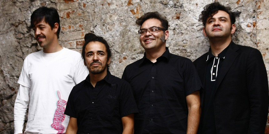 Press Conference With Cafe Tacuba