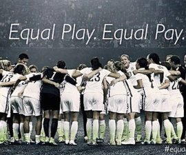 equal play equal pay