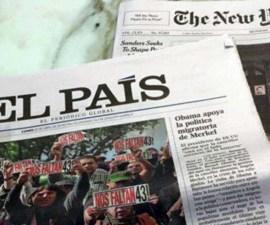 medios mundo ayotzinapa