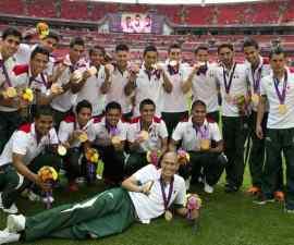 mexico medalla de oro londres 2012