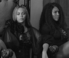 serena williams beyonce