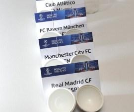 sorteo semifinales champions league