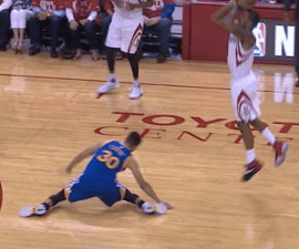stephen curry lesion