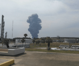 video explosion coatzacoalcos