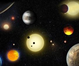 NASA nuevos planetas