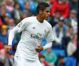 Rafael Varane Real Madrid