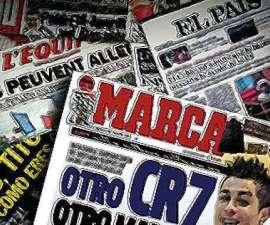 prensa mercado de fichajes
