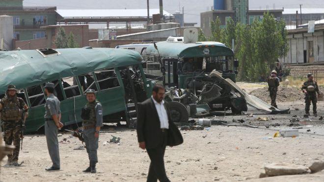 afganistan ataque