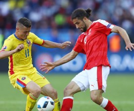 Romania v Switzerland - Group A: UEFA Euro 2016