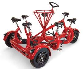 triciclo siete