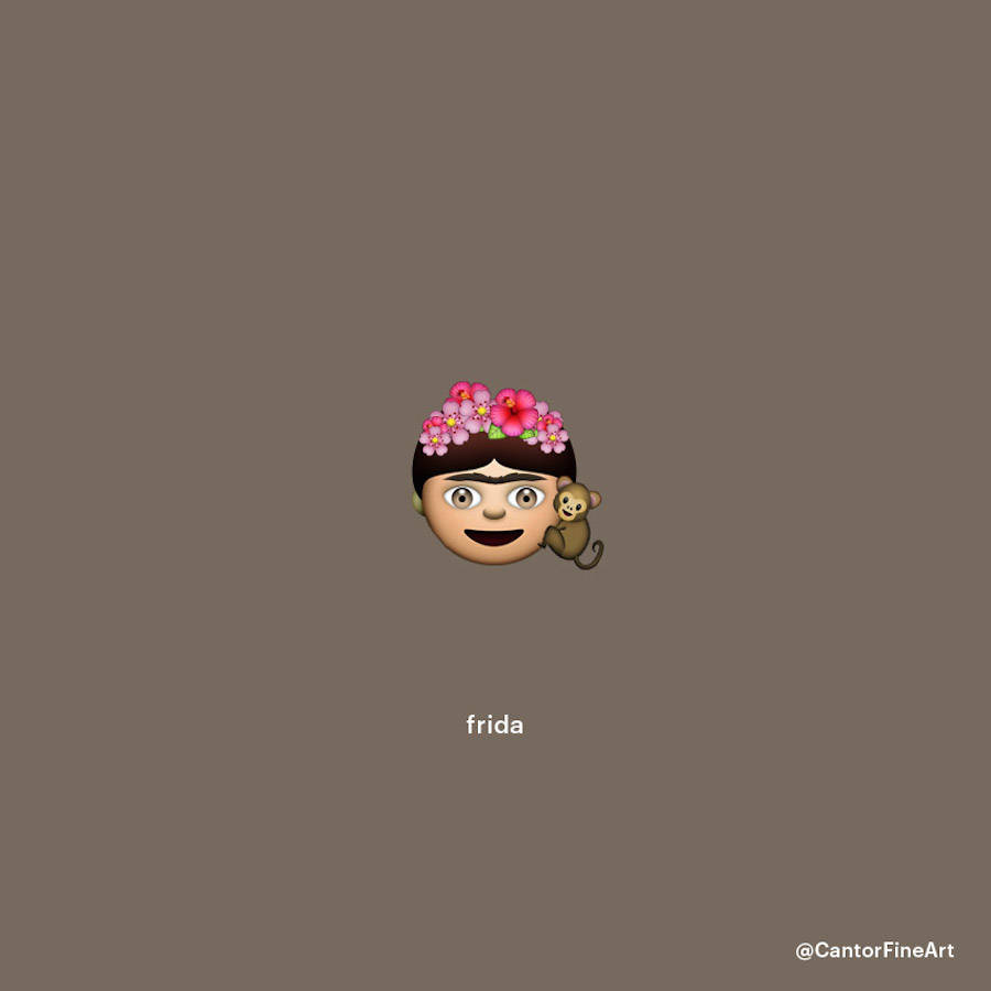 Frida Khalo Emoji