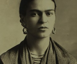 Frida Kahlo's 107th Birth Anniversary