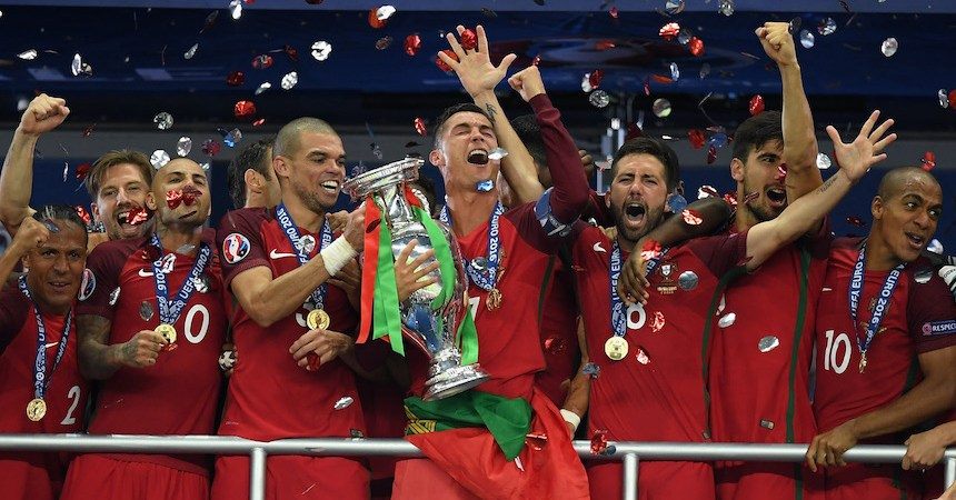 portugal campeon euro 2016