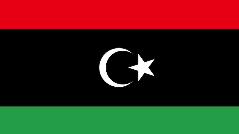 bandera-libia