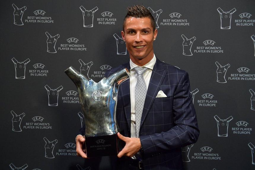cristiano ronaldo mejor jugador europa