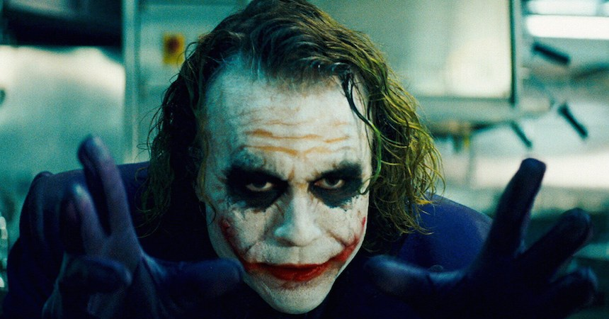 Heath Ledger Joker, Batman: The Dark Knight 2