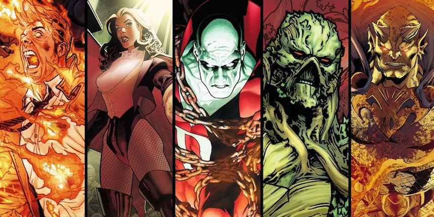 Justice League Dark/ Dark Universe