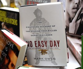 Controversial Book Written By Navy Seal Details Osama Bin Laden Killing