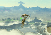 Paraglider The Legend of Zelda: Breath of the Wild