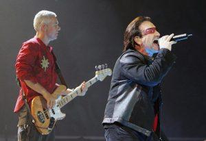 ¿U2 cometió plagio en una canción de su disco 'Achtung Baby'?