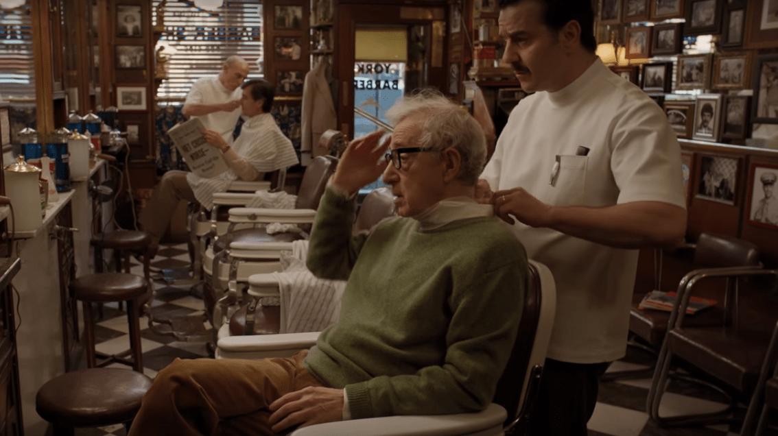 Amazon reveló detalles de la nueva serie de Woody Allen