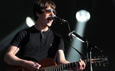 LONDON, ENGLAND - JULY 03:  Jake Bugg performs on stage at British Summer Time Festival at Hyde Park on July 3, 2014 in London, United Kingdom.  (Photo by Stuart C. Wilson/Getty Images)