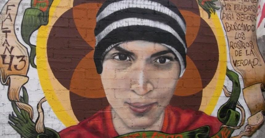 Julio César Mondragón - Mural.