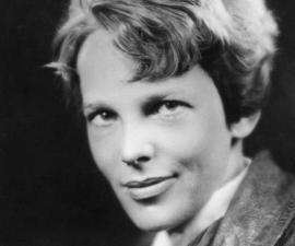 Piloto Amelia Earhart