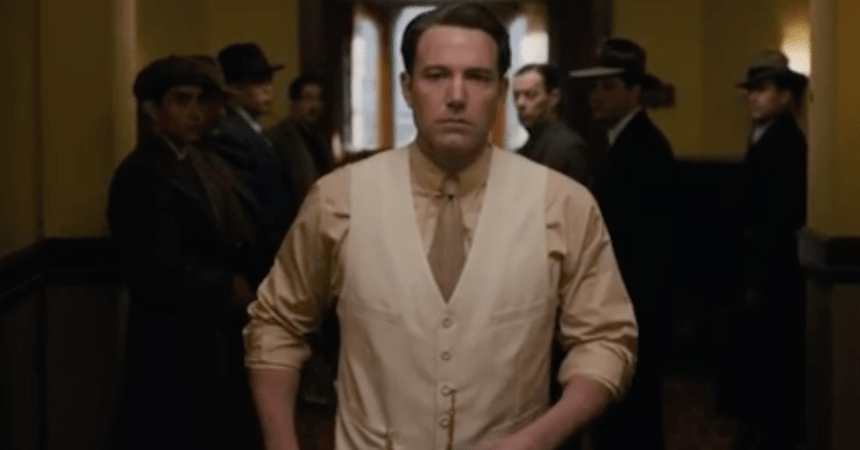 Ben Affleck - Live by Night trailer
