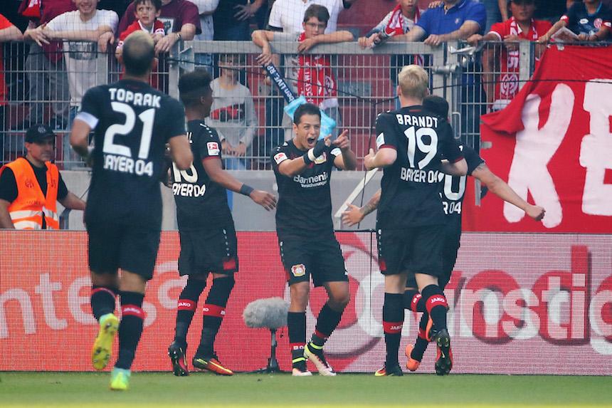 El Leverkusen se dejó empatar el juego pasado y necesita los tres puntos