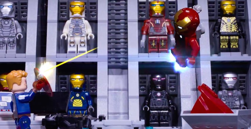Civil War LEGO